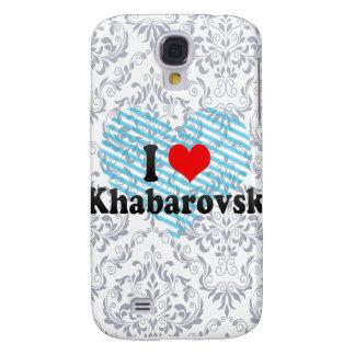 I Love Khabarovsk, Russia Samsung Galaxy S4 Covers