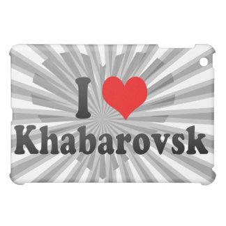 I Love Khabarovsk, Russia iPad Mini Covers