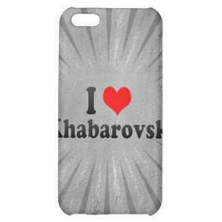 I Love Khabarovsk, Russia iPhone 5C Cases