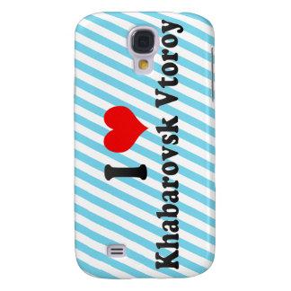 I Love Khabarovsk Vtoroy, Russia Samsung Galaxy S4 Cover