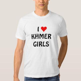I LOVE KHMER GIRLS T-Shirt