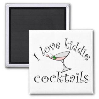 I Love Kiddie Cocktails Magnet