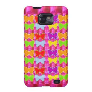 I love KIDS,  Kids love BUTTERFLIES Samsung Galaxy SII Cases