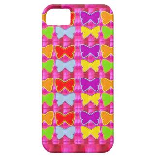 I love KIDS,  Kids love BUTTERFLIES iPhone 5 Case