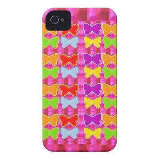 I love KIDS,  Kids love BUTTERFLIES iPhone 4 Case-Mate Cases