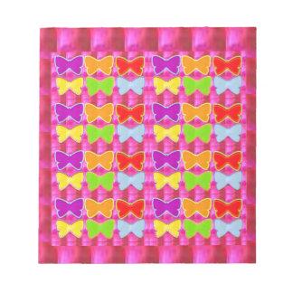 I love KIDS,  Kids love BUTTERFLIES Memo Notepads