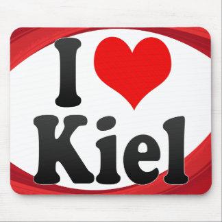 I Love Kiel Germany Ich Liebe Kiel Germany Mousepads