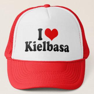 I Love Kielbasa Trucker Hat