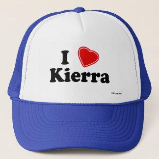I Love Kierra Trucker Hat