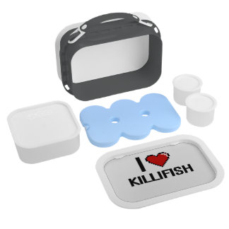 I love Killifish Digital Design Replacement Plate