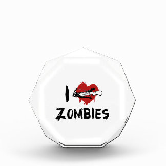 I Love Killing Zombies Award