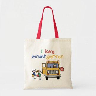 I Love Kindergarten Bag