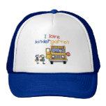 I Love Kindergarten Hats
