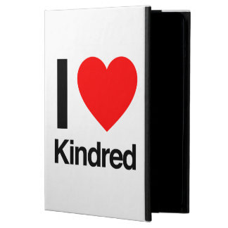 i love kindred iPad air cases