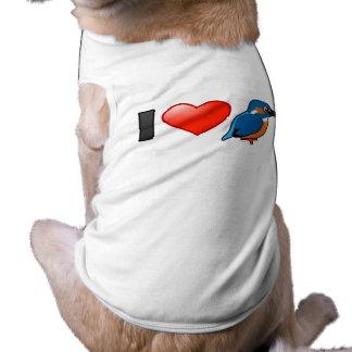 I Love Kingfishers Shirt