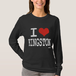 I love Kingston T-Shirt