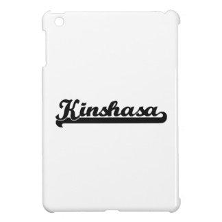 I love Kinshasa Democratic Republic of the Congo C iPad Mini Cover