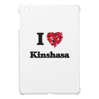 I love Kinshasa Democratic Republic of the Congo iPad Mini Cases
