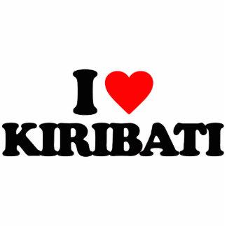 I LOVE KIRIBATI CUT OUT