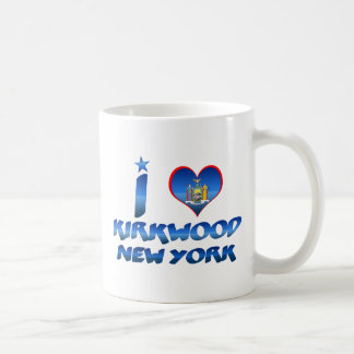 I love Kirkwood, New York Mugs