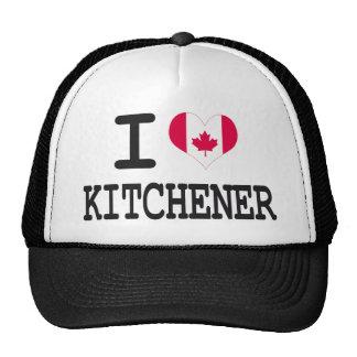 I love Kitchener Trucker Hat