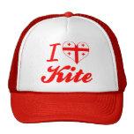 I Love Kite, Georgia Trucker Hat