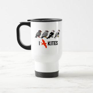 I Love Kites Mug
