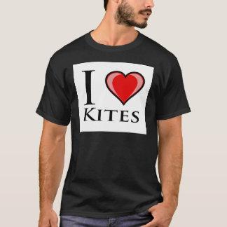I Love Kites T-Shirt