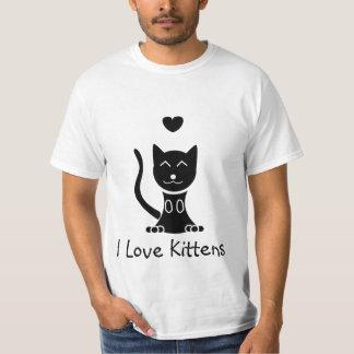 I Love Kittens T-Shirt