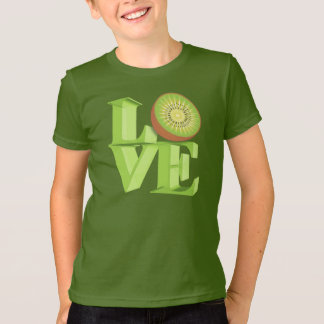 I LOVE KIWI(Kiwi Fruits/Kiwi Berry) T-Shirt