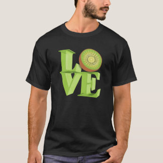 I LOVE KIWI(Kiwi Fruits/Kiwi Berry) T-Shirt