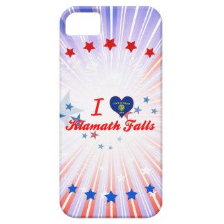 I Love Klamath Falls, Oregon iPhone 5 Cases