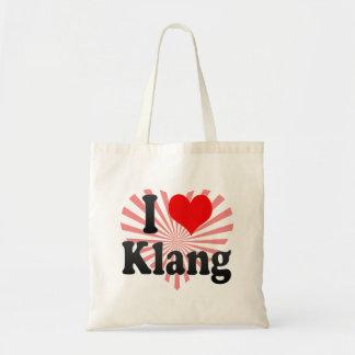 I Love Klang, Malaysia Bag