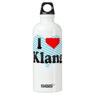 I Love Klang, Malaysia SIGG Traveler 0.6L Water Bottle