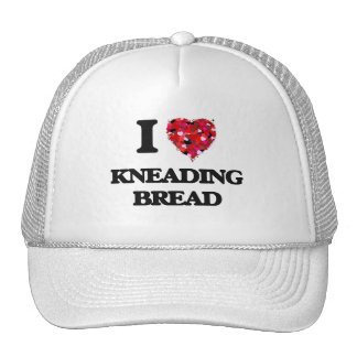 I Love Kneading Bread Trucker Hat
