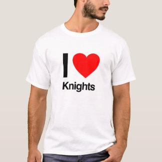 i love knights T-Shirt