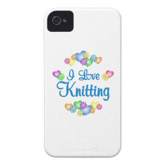 I Love Knitting iPhone 4 Case