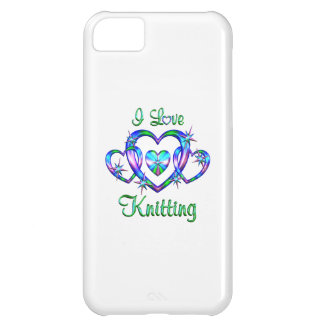 I Love Knitting Cover For iPhone 5C
