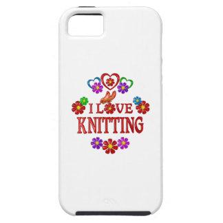 I Love Knitting iPhone SE/5/5s Case