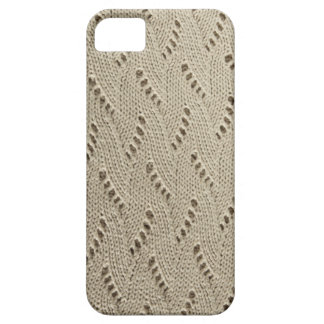 I love knitting knitted look case