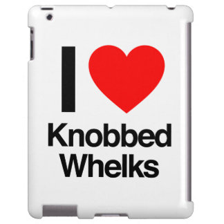 i love knobbed whelks