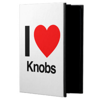 i love knobs case for iPad air