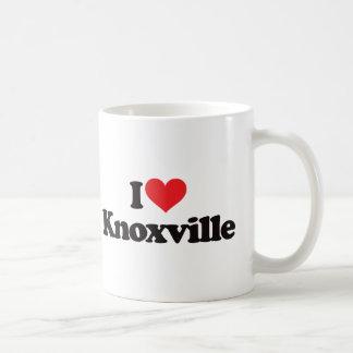 I Love Knoxville Coffee Mug