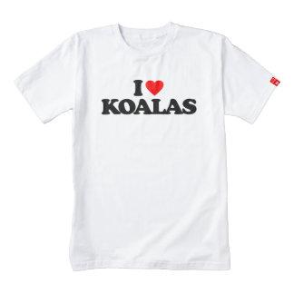 I LOVE KOALAS ZAZZLE HEART T-Shirt