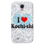 I Love Kochi-shi, Japan Samsung Galaxy S4 Covers