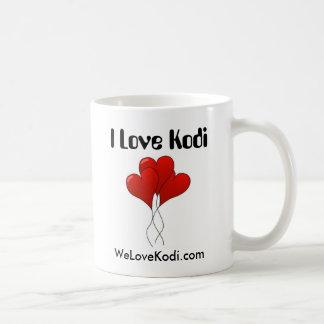 I Love Kodi Mug