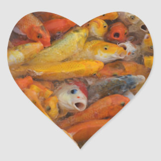 I love Koi fish stickers.