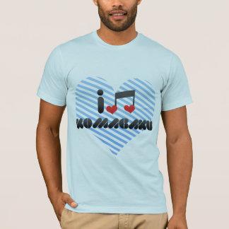 I Love Komagaku T-Shirt