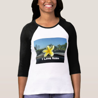I Love Kona T-Shirt