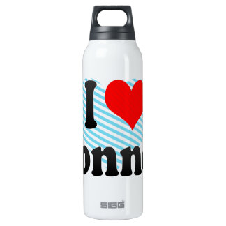 I love Konnor 16 Oz Insulated SIGG Thermos Water Bottle